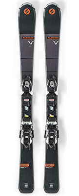 2020 Blizzard Brahma Junior skis & bindings on sale at Swiss Sports Haus 604-922-9107.