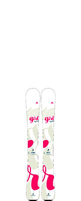 2020 Dynastar My First Legend Girl Junior skis & bindings on sale at Swiss Sports Haus 604-922-9107.