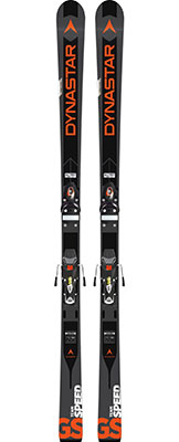 2020 Dynastar Speed Team GS skis on sale at Swiss Sports Haus 604-922-9107.