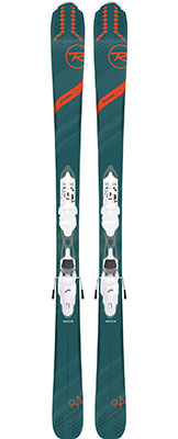 2020 Rossignol Experience 84 AI W Women's skis & bindings on sale at Swiss Sports Haus 604-922-9107.