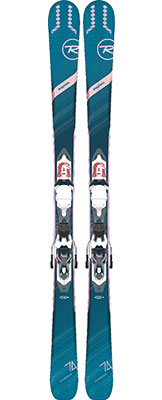 2020 Rossignol Experience 74 W Women's skis & bindings on sale at Swiss Sports Haus 604-922-9107.