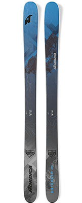 2020 Nordica Enforcer 104 on sale at Swiss Sports Haus 604-922-9107.