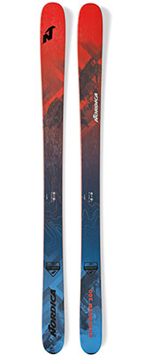 2020 Nordica Enforcer 100 skis on Sale at Swiss Sports Haus 604-922-9107.