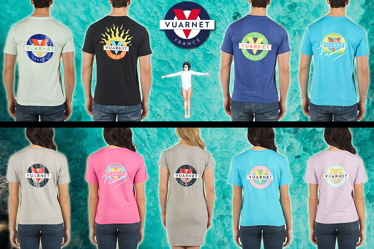 Vuarnet clothing for men & women available at Swiss Sports Haus 604-922-9107.