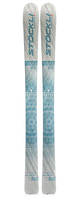 2021 Stockli Nela 88 skis available at Swiss Sports Haus 604-922-9107.