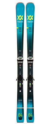 2021 Deacon 84 skis & bindings available at Swiss Sports Haus 604-922-9107.
