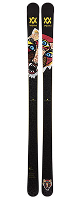 2021 Volkl Bash 86 skis available at Swiss Sports Haus 604-922-9107.