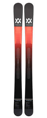 2021 Volkl Mantra junior skis available at Swiss Sports Haus 604-922-9107.