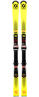 2021 Volkl SL R Junior Slalom Race Skis available at Swiss Sports Haus 604-922-9107.