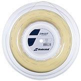 Babolat SYN GUT Force 130/16 Natural tennis string available with stringing service at Swiss Sports Haus 604-922-9107.