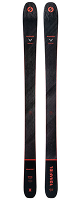 2021 Blizzard Bonafide 97 skis available at Swiss Sports Haus 604-922-9107.
