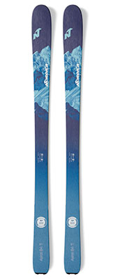 2021 Nordica Astral 84 TI skis available at Swiss Sports Haus 604-922-9107.