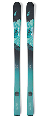 2021 Nordica Astral 78 TI skis available at Swiss Sports Haus 604-922-9107.