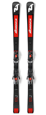 2021 Nordica Dobermann GSJ Plate giant slalom race skis available at Swiss Sports Haus 604-922-9107.