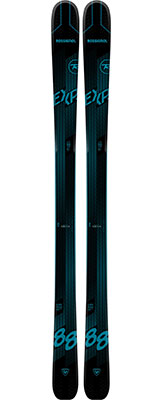 2021 Rossignol Experience 88 TI Basalt skis available at Swiss Sports Haus 604-922-9107.