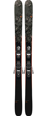 2021 Rossignol Blackops Smasher skis & bindings available at Swiss Sports Haus 604-922-9107.