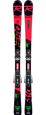 2021 Rossignol Hero Athlete SL Pro Ssalom race skis available at Swiss Sports Haus 604-922-9107.