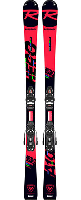 2021 Rossignol Hero Athlete Multi Event race skis available at Swiss Sports Haus 604-922-9107.