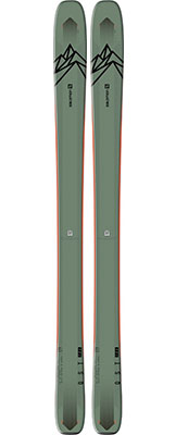 2021 Salomon QST 106 skis available at Swiss Sports Haus 604-922-9107.