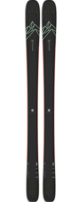 2021 Salomon QST 92 skis available at Swiss Sports Haus 604-922-9107.