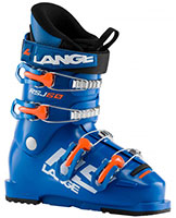 2021 Lange RSJ 60 flex junior ski boots available at Swiss Sports Haus 604-922-9107.
