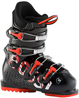 2022 Rossignol Comp J4 Junior four buckle ski boots available at Swiss Sports Haus 604-922-9107.