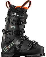 2022 Salomon S/Max 65 ski boots available at Swiss Sports Haus 604-922-9107.