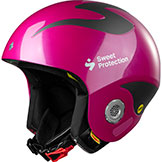 Sweet Protection Volata MIPS Ski Race Helmet available at Swiss Sports Haus 604-922-9107.