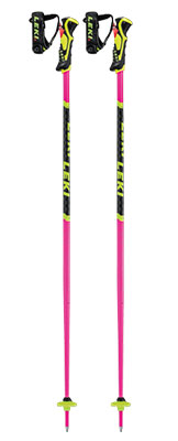 Leki WCR LITE SL 3D Ski Racing Poles available atSwiss Sports Haus 604-922-9107.