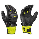 Leki World Cup Race Coach Flex S GTX Ski Race Gloves available at Swiss Sports Haus 604-922-9107.