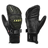 Leki Race Coach C-Tech S Ski Racing Mitt available at Swiss Sports Haus 604-922-9107.
