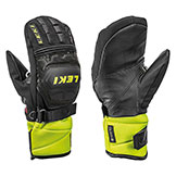 Leki World Cup Race Coach Flex S GTX Junior Ski Racing Mittens available at Swiss Sports Haus 604-922-9107.