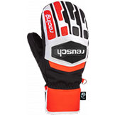 Reusch World Cup Warrior R-Tex XT Ski Race Gloves available at Swiss Sports Haus 604-922-9107.