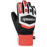 Reusch World Cup Warrior R-Tex XT Junior Ski Racing Gloves available at Swiss Sports Haus 604-92-9107.