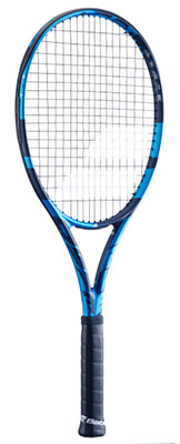 Babolat Pure Drive 100 Performance Tennis Racket available at Swiss Sports Haus 604-922-9107.