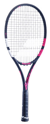 Babolat Boost A Women's Tennis Racket available at Swiss Sports Haus 604-922-9107.