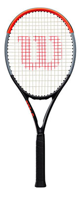 Wilson Clash 100 Performance Tennis Racket available at Swiss Sports Haus 604-922-9107.