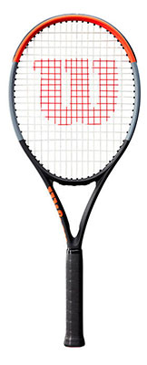 Wilson Clash 100L Performance Tennis Racket available at Swiss Sports Haus 604-922-9107.