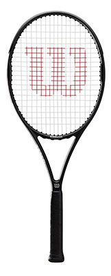 Wilson Pro Staff Precision 100 Tennis Racket available at Swiss Sports Haus 604-922-9107.