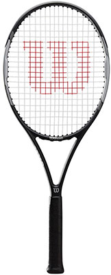 Wilson Pro Staff Precision 103 Tennis Racket available at Swiss Sports Haus 604-922-9107.