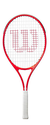 Wilson Roger Federer 25 Junior Tennis Racket available at Swiss Sports Haus 604-922-9107.