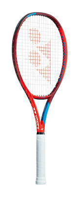 Yonex VCORE 100L Performance Tennis Racket Available at Swiss Sports Haus 604-922-9107.