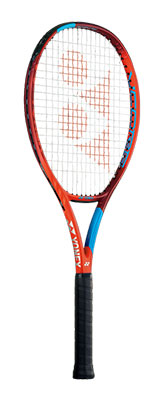 Yonex VCORE Game Tennis Racket Available at Swiss Sports Haus 604-922-9107.