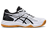 Asics Kid's Upcourt 4 Tennis Shoes available at Swiss Sports Haus 604-922-9107.