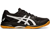 Asics Men's Gel Rocket 9 Tennis Shoes available at Swiss Sports Haus 604-922-9107.