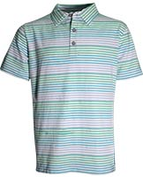 Garb Boy's Colvin Polo available at Swiss Sports Haus 604-922-9107.