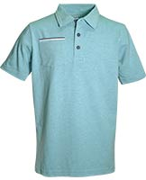 Garb Boy's Dean Polo available at Swiss Sports Haus 604-922-9107.