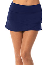 Lucky In Love Scallop Skirt available at Swiss Sports Haus 604-922-9107.