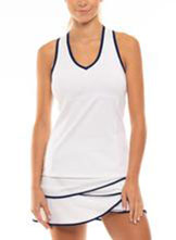 Lucky In Love Hi-Motion V-Tank available at Swiss Sports Haus 604-922-9107.