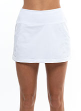 Lucky In Love Long Baller Skirt available at Swiss Sports Haus 604-922-9107.